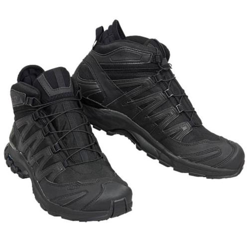 SALOMON Buty XA Forces Mid GTX Black