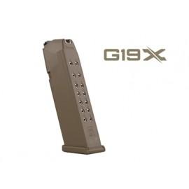 Glock Magazynek Glock 19x 17rds